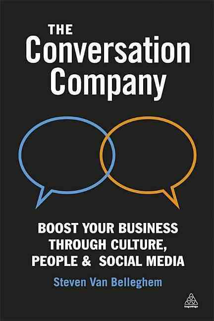 Conversation Company By Van Belleghem, Steven