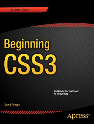 Beginning Css3 By Powers, David